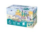Podrobnější informace o zbožíHappy Toy box JUNIOR EXTRA á 54 x 2 ks