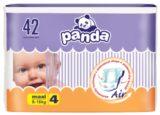 Podrobnější informace o zbožíPanda Maxi á 42 ks
