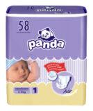 Podrobnější informace o zbožíPanda New born á 58 ks