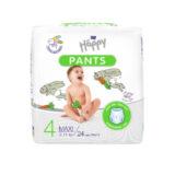 Podrobnější informace o zbožíHAPPY PANTS Maxi á 24 ks