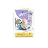 Podrobnější informace o zbožíHAPPY dětské hygienické podložky 60x60 cm á 5 ks