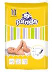 Podrobnější informace o zbožíPANDA Dětské podložky á 10 ks