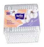Podrobnější informace o zbožíBella Cotton Hygienické tyčinky v krabičce á 200 ks