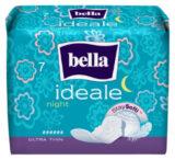 Podrobnější informace o zbožíBELLA Ideale Ultra Night Soft á 7 ks
