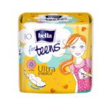 Podrobnější informace o zbožíBella for Teens Ultra Energy hygienické vložky á 10 ks