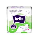 Podrobnější informace o zbožíBella Perfecta Slim Green á 10 ks