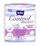 Podrobnější informace o zbožíBella Control Discreet super á 10 ks