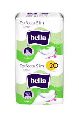 Bella Perfecta Slim Green á 20 ks