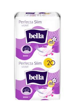 Bella Perfecta Slim Violet á 20 ks