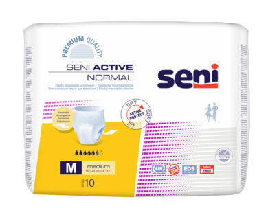 SENI ACTIVE NORMAL Medium á 10 ks