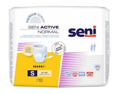 SENI ACTIVE NORMAL Small á 10 ks