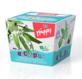 Dětské papírové kapesníky s vůní eukalyptu á 80 ks