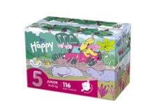 Happy Toy box JUNIOR á 58 x 2 ks