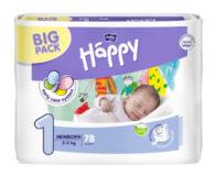 HAPPY NEWBORN Big Pack á 78 ks