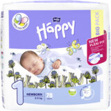 HAPPY NEWBORN Big Pack á 78 ks