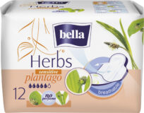 Bella Herbs Plantago Sensitive á 12 ks