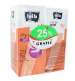 Bella Panty Soft á 20 ks Duo pack 25% ZDARMA