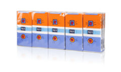 Papírové kapesníky Bella No1 á 10x10 ks