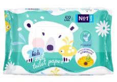 Bella No1 Kids vlhčený toaletní papír á 52 ks